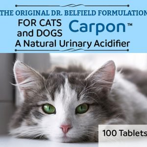 Carpon for dogs and cats