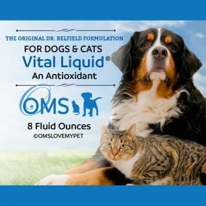 Vital Liquid for dogs and cats